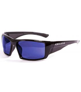 Blueball Monaco Shiny Black / Revo Blue