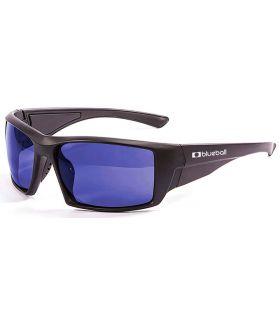 Blueball Monaco Matte Black / Revo Blue Gafas de Sol Sport