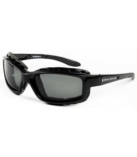 Blueball Saint Malo Shiny Black / Smoke Blueball Gafas de Sol Sport Gafas Sol Color: negro