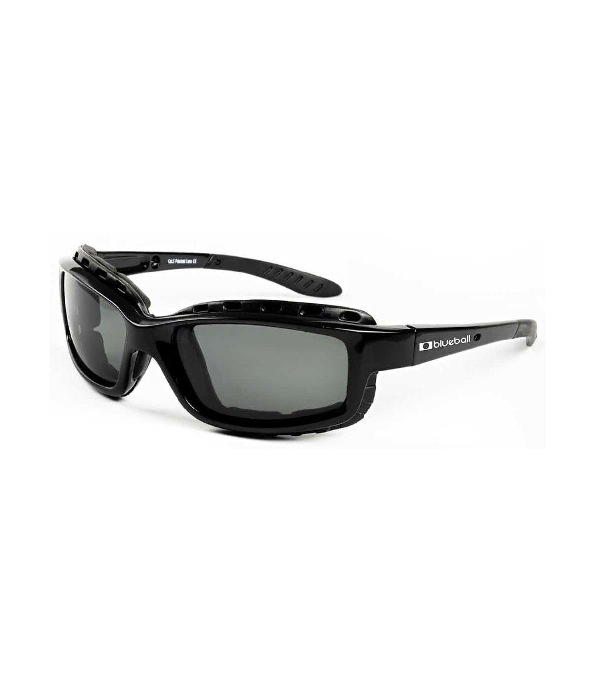 Blueball Saint Malo Shiny Black / Smoke Blueball Gafas de Sol Sport Gafas de Sol Color: negro