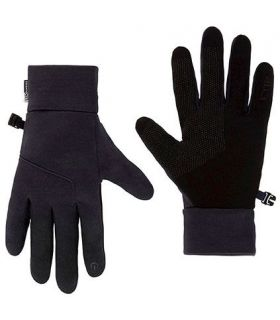 The North Face Etip Glove Marino The North Face Gorros - Guantes Textil montaña Tallas: xs, s, m; Color: azul marino