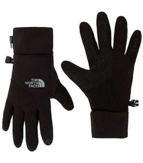 The North Face Etip Glove W Negro The North Face Gorros - Guantes Textil montaña Tallas: xs, s, m; Color: negro