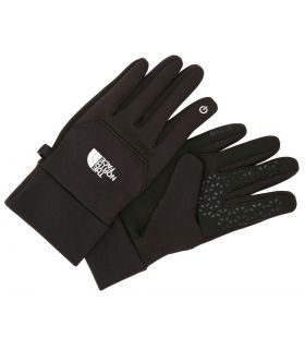 The North Face Etip Glove W The North Face Gorros - Viseras Running Textil Running Tallas: s, l; Color: negro
