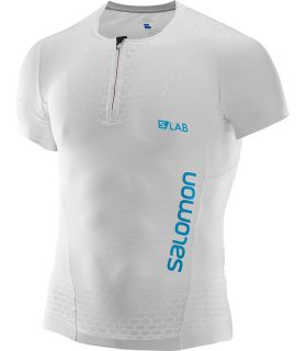 Salomon S-Lab Exo HZ SS Tee M Camisetas Técnicas Trail Running