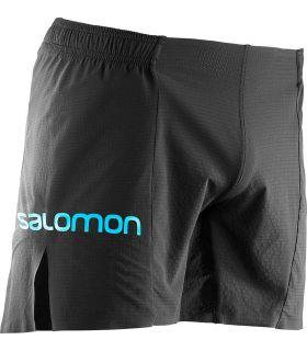 Salomon S-Lab Korte 6 Zwart