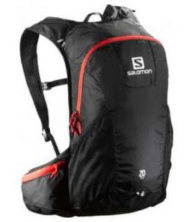 Salomon Trail 20 Nero/Rosso