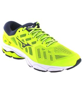 Mizuno Wave Ultima 11 Amarillo - Zapatillas Running Hombre - Mizuno amarillo 41, 44,5