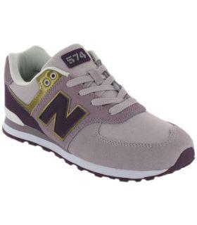 New Balance PC574MLG - Calzado Casual Junior - New Balance morado 34,5, 35