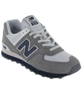 New Balance ML574ESD New Balance Calzado Casual Hombre Lifestyle Tallas: 40,5, 41,5, 42, 42,5, 45; Color: gris