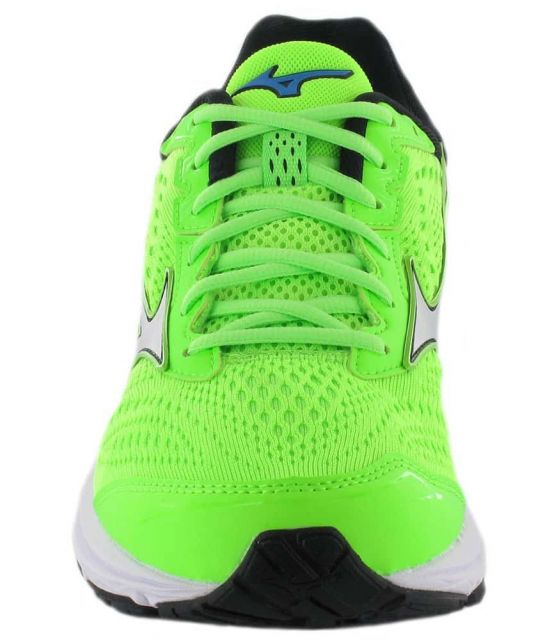 Mizuno Wave Rider 22 Verde Mizuno Zapatillas Running Hombre Zapatillas Running Tallas: 43, 44, 45, 42, 42,5, 46; Color: