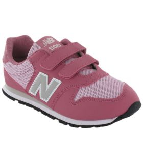 New Balance YV500PK New Balance Calzado Casual Junior Lifestyle Tallas: 31, 34,5, 30, 35; Color: rosa