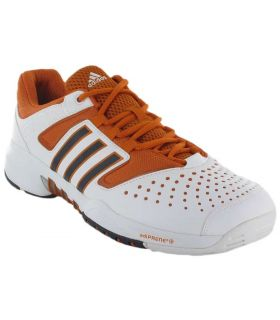 Adidas Padel Adidas Calzado Padel Padel Tallas: 44 2/3, 45 1/3; Color: blanco