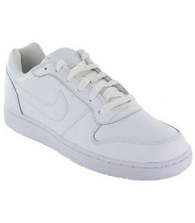 Nike Ebernon Bas Blanc