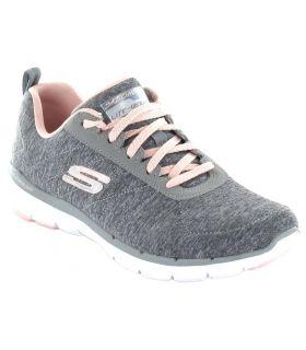 Skechers Insiders - Calzado Casual Mujer - Skechers gris 37, 38, 39, 40, 41