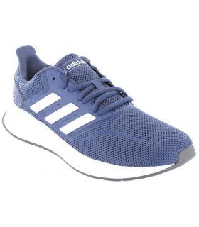 Adidas Runfalcon W Azul Adidas Zapatillas Running Mujer Zapatillas Running Tallas: 40, 40 2/3, 41 1/3, 42, 42 2/3, 43