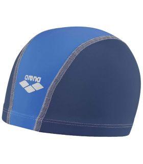 Arena Gorro Natacion Unix Jr Azul Arena Gorros Natacion - Triatlon Natación - Triatlón Color: azul
