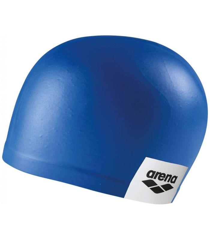 Sand Cap Swimming Logo Moulded Blue - Hats Swimming - Triathlon