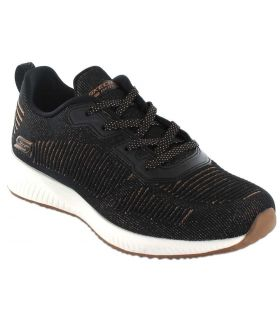 Skechers Glam League Skechers Calzado Casual Mujer Lifestyle Tallas: 37, 38, 39, 40; Color: negro