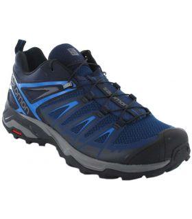 Salomon X Ultra 3 Azul - Zapatillas Trekking Hombre - Salomon azul 41 1/3, 42, 42 2/3, 43