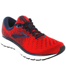 Brooks Glycerin 17 Rojo
