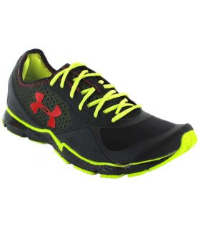 Under Armour FTHR Shield Negro