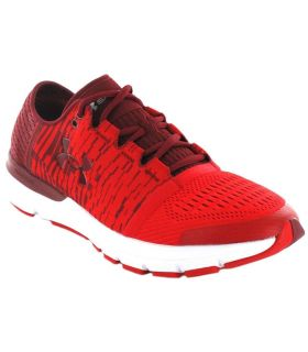 Under Armour Speedform Gemini 3 G Rojo Under Armour Zapatillas Running Hombre Zapatillas Running Tallas: 42, 42,5, 43