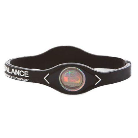 Power Balance Bracelet silicone Noir