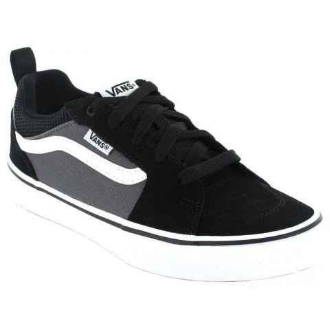 Vans Filmore Y Negro Gris Calzado Casual Junior Lifestyle Vans