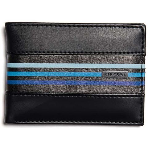 Rip Curl Wallet-Flow PU Slim Black