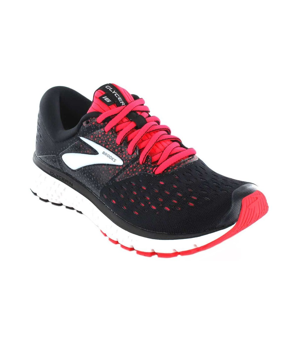 Brooks Glycerin 16 W Black