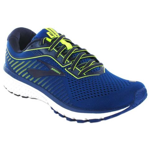 Brooks Ghost 12 Bleu