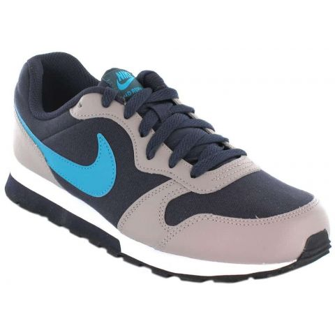 Nike MD Runner 2 GS 017 Nike Calzado Casual Junior Lifestyle Tallas: 36, 37,5, 38, 39, 40; Color: azul marino