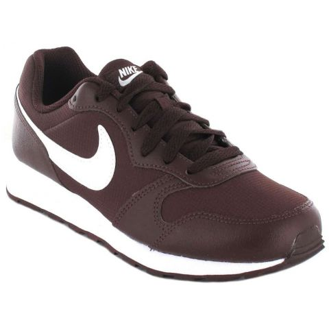 Nike MD Runner 2 PE GS Nike Calzado Casual Junior Lifestyle Tallas: 36, 37,5, 38, 39, 40; Color: granate
