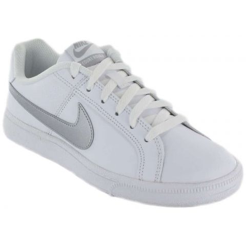 Nike Court Royale W 100 Nike Shoes Women's Casual Lifestyle Sizes: 37,5, 38, 39, 40, 41; Color: white