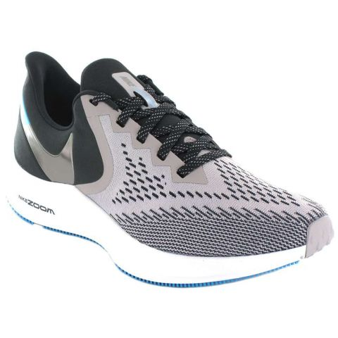 Nike Zoom Winflo 6 Nike Running Shoes Man running Shoes Running Sizes: 41, 42, 43, 44, 45; Color: gray