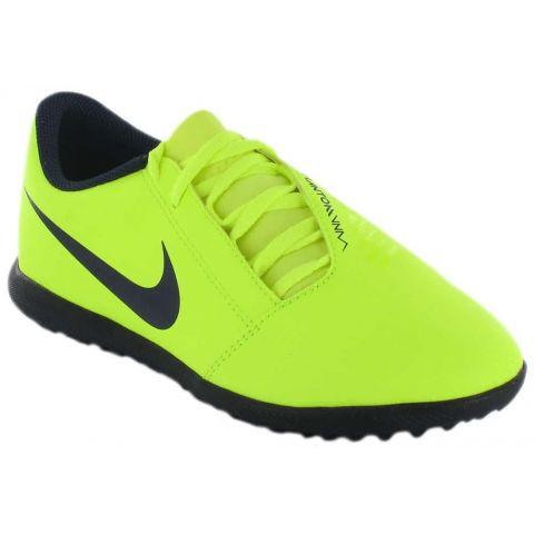 Calzado Futbol Junior - Nike Jr Phantom Venom Club TF 717 amarillo Calzado Futbol / Futbol sala