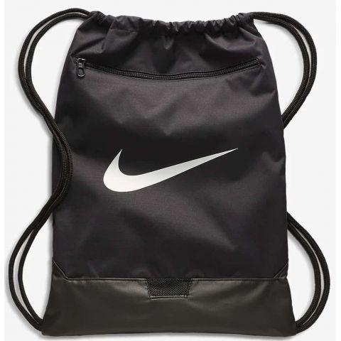 Nike Brasilia GymSack Black