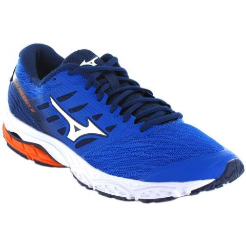 Mizuno Wave Prodigy 2 Blue Mizuno Running Shoes Man Running Shoes Running Sizes: 41, 42, 43, 44, 44,5, 45, 46