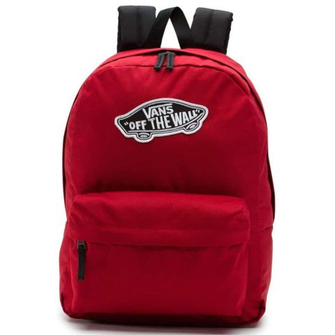 Vans Realm Biking Red Vans Mochilas - Bolsas Running Color: granate