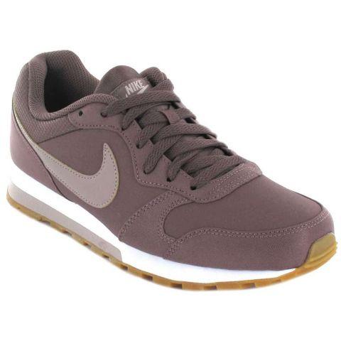 Nike MD Runner 2 SE W AQ9121 203 Nike Calzado Casual Mujer Lifestyle Tallas: 37,5, 38, 39, 40, 41; Color: granate