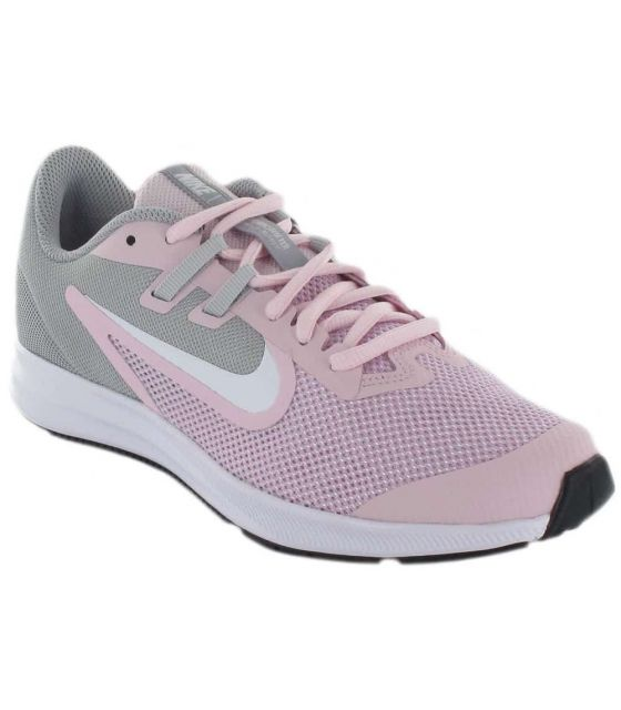 Nike Downshifter 9 GS 601 Nike Running Shoes Child running Shoes Running Sizes: 36, 37,5, 38, 39, 40; Color: pink