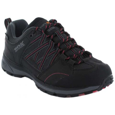 Regatta Samaris II Low W Regatta running Shoes Trekking Woman Shoes Mountain Carvings: 37, 38, 39, 40, 41; Color: gray