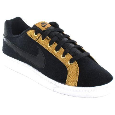 Calzado Casual Mujer - Nike Court Royale Prem W negro Lifestyle