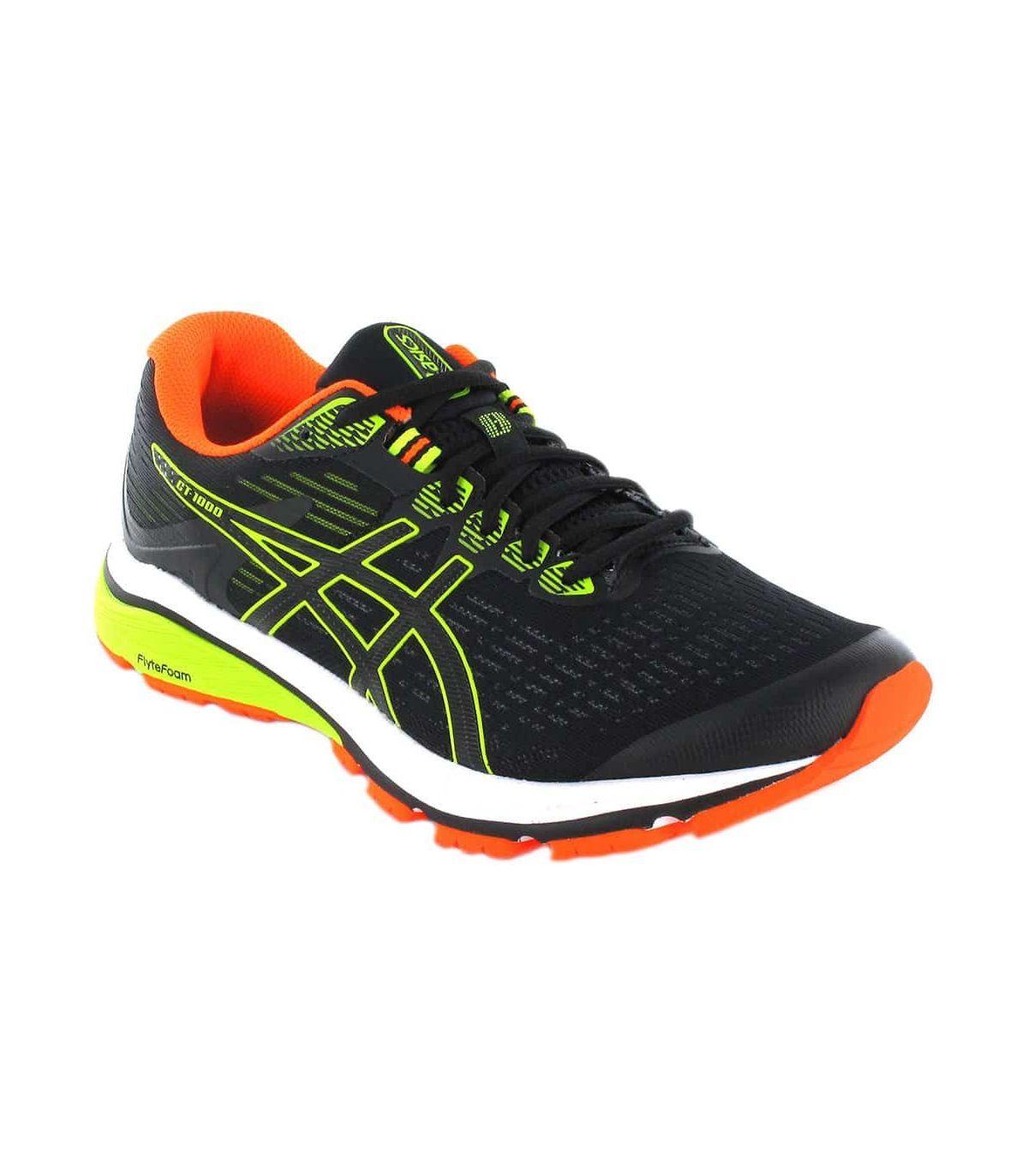 Asics GT 1000 8 Asics Chaussures de Course de Mens Chaussures de course Running Tailles: 41,5, 42, 42,5, 43,5, 44, 44,5, 45, 46