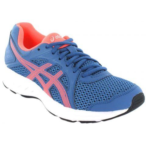 Asics Jolt 2 W Blue Asics Running Shoes Woman running Shoes Running Sizes: 38, 39, 39,5, 40, 40,5, 41,5; Color: blue