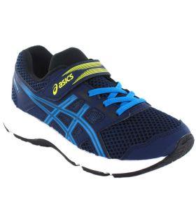Asics Content Ps Azul Marino Asics Zapatillas Running Niño Zapatillas Running Tallas: 30, 32,5, 33, 33,5, 35, 34,5;