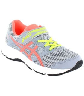 Asics Content Ps Grey Pink