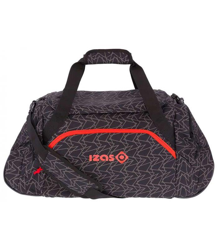 Izas Bag Quesnel Black - Backpacks-Bags