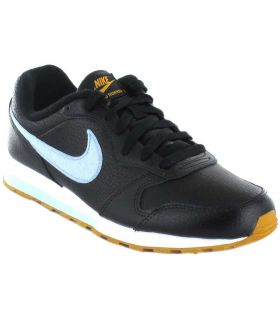 Nike MD Runner 2 2FLT GS Nike Calzado Casual Junior Lifestyle Tallas: 36, 36,5, 37,5, 38, 38,5; Color: negro