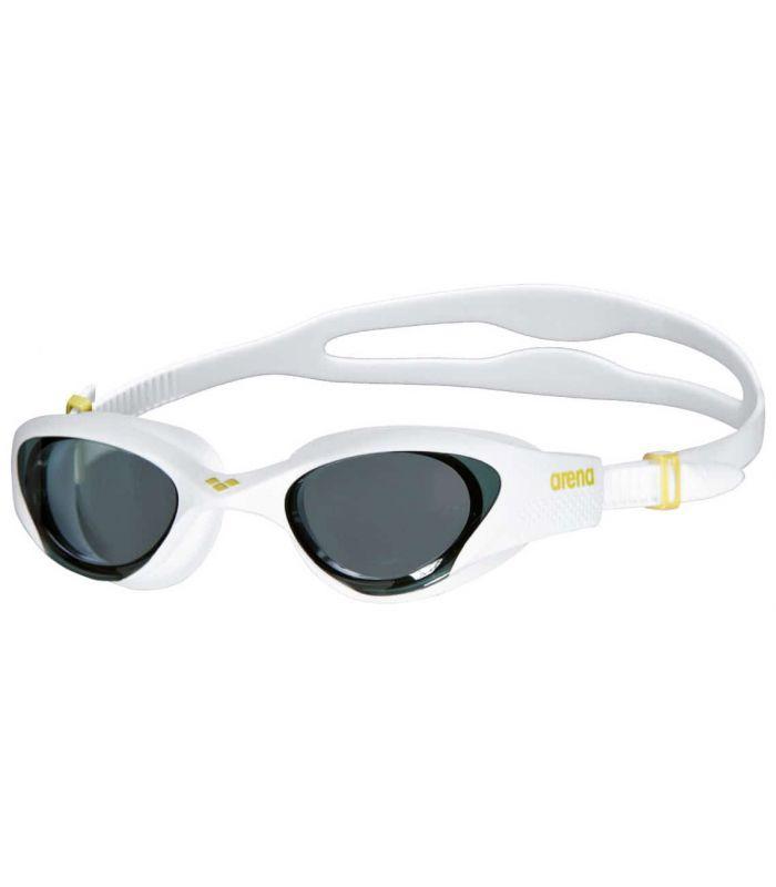 Gafas Natación - Arena The One Mujer Blanco blanco Natación - Triatlón